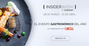 ElTenedor Insider Week